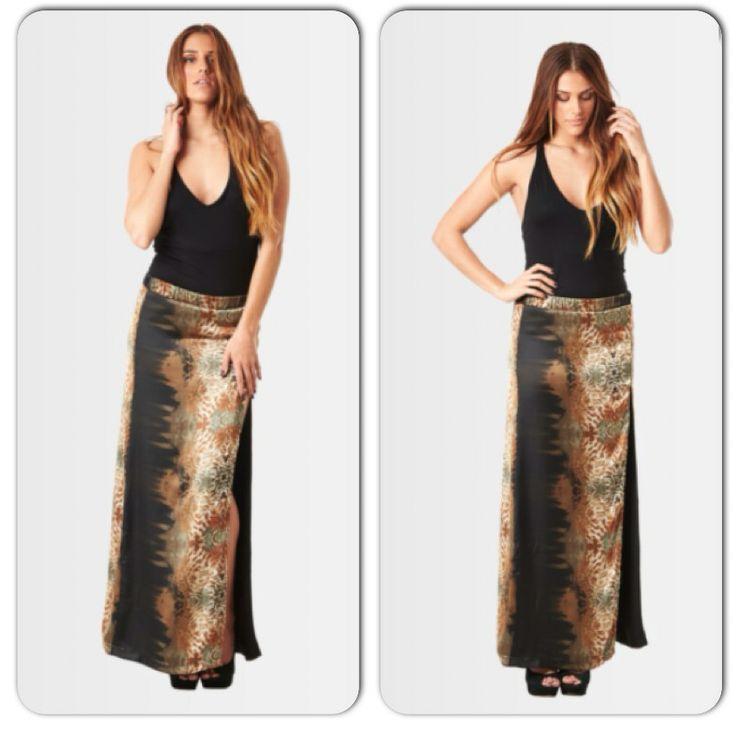 Ascella leopard skirt available at http://www.yfos.eu
