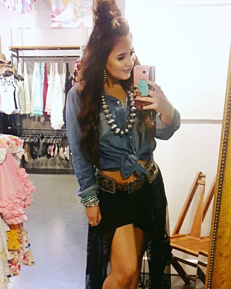 Pin By Brilee Palombo On Fashion In 2019 Cowgirl Outfits