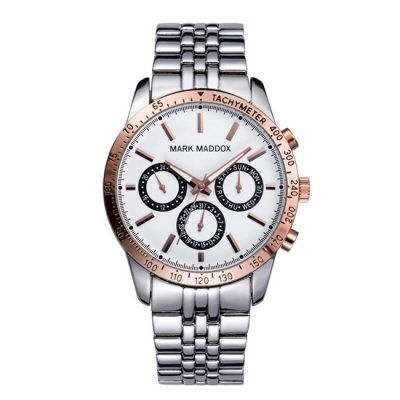 Mark Maddox - Men\'s Timeless Luxury Chronograph Watch - HM0004-07 - Online Price: £99.95