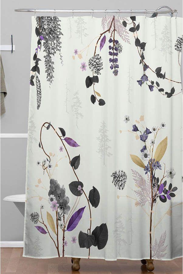 Deny Designs Iveta Abolina Woodland Dream Shower Curtain Reviews