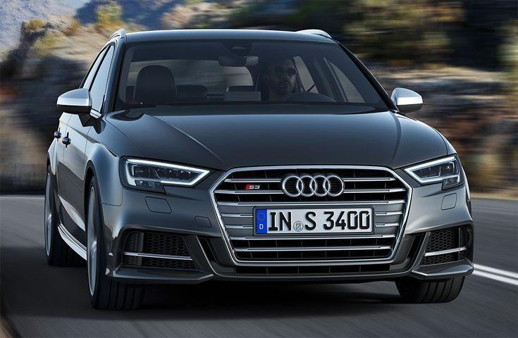 2017 Audi A3 S3 Facelift 1