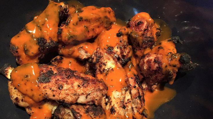 Franks Hot Sauce Buffalo Wings