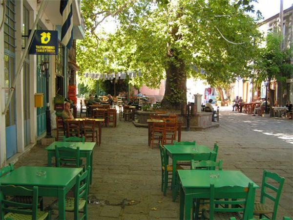 Antissa Village, Lesvos