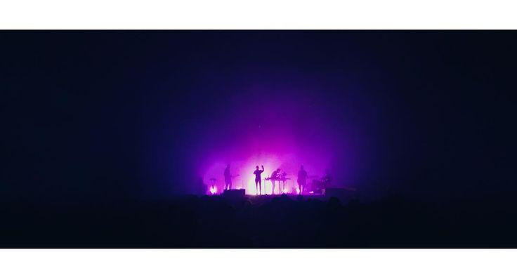 Trentemøeller na Opener Festival 2017  @trentemoeller @opener_festival #opener #opener2017 #dark #light #night #evening #party #concert #stage #pink #shadow #live #music