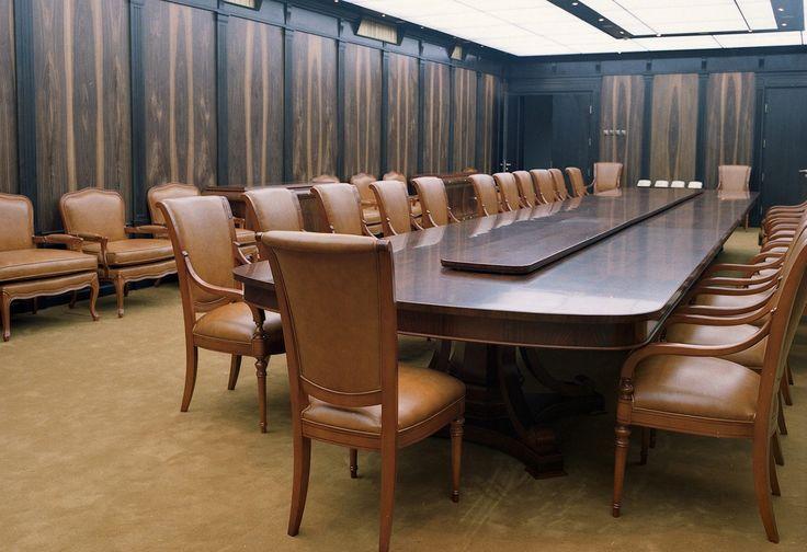 Зал для совещаний по индивидуальному проекту.
