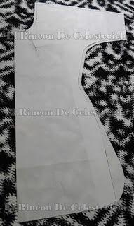 El Rincon De Celestecielo: Cortar y coser blusas o vestidos con manga enteriza…