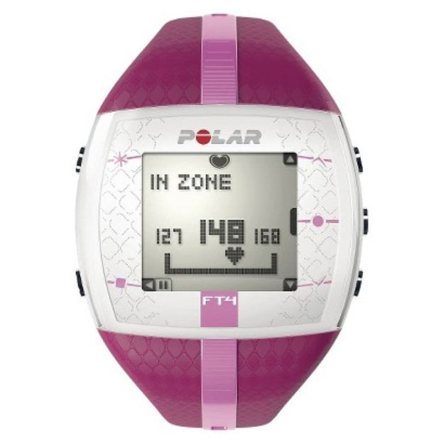 I'm learning all about Polar FT4 Heart Rate Monitor at @Influenster!