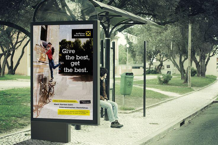 RAIFFEISENBANK | Campaign by Big Pen