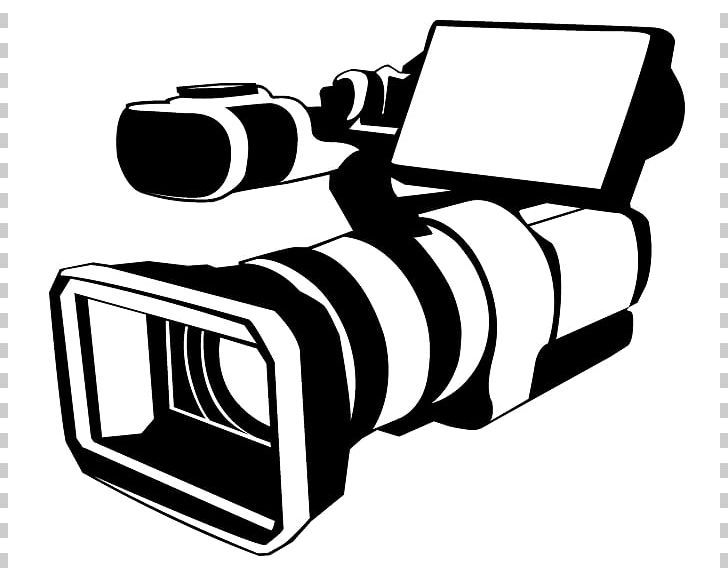 Video Camera Logo Camera Operator Png Angle Art Tv Automotive Design Black And White Broadcasting Camera Clip Art Camera Logo Camera Drawing