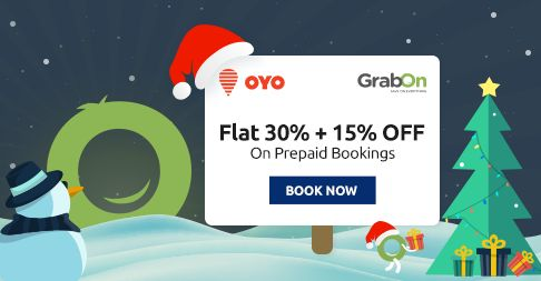 Did You Pre-Book Your Rooms @ OYO Rooms. Get Flat 30% + 15% Off On Prepaid Booking. http://www.grabon.in/oyorooms-coupons/ #SaveOnGrabOn