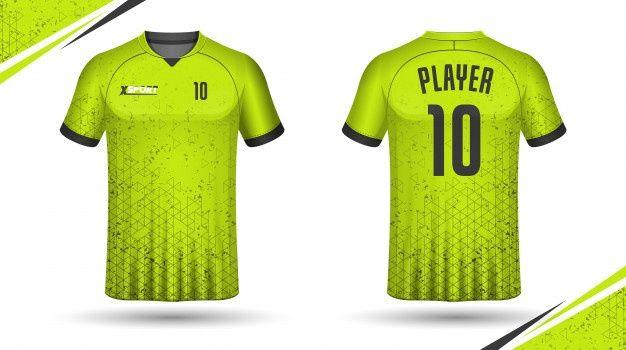 Download Soccer Jersey Template Sport T Shirt Design In 2020 Sports Tshirt Designs Soccer Jersey Soccer Shirts
