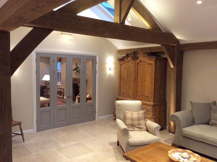 Carpenter Oak extension