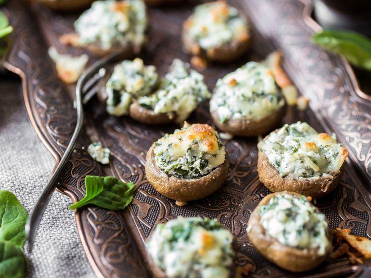 Gesunde rezepte mit champignons