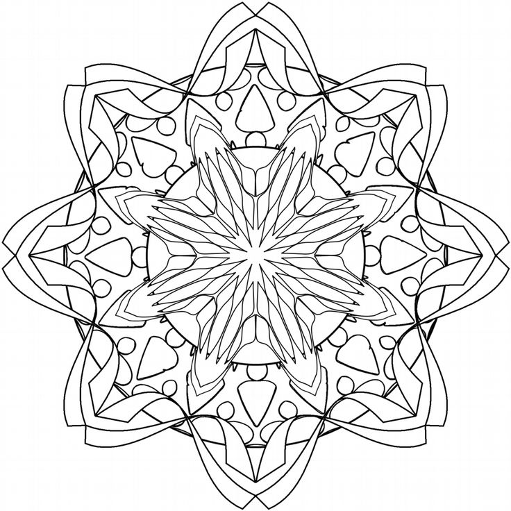 84 best Mandala & Kaleidoscope Art images on Pinterest