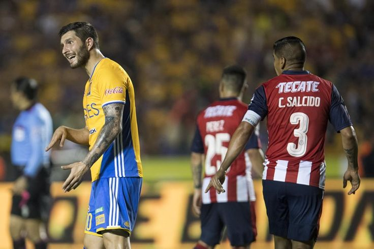Horario Chivas vs Tigres y en qué canal verlo; Final Liga MX C2017 - https://webadictos.com/2017/05/27/hora-chivas-vs-tigres-final-liga-mx-c2017/?utm_source=PN&utm_medium=Pinterest&utm_campaign=PN%2Bposts