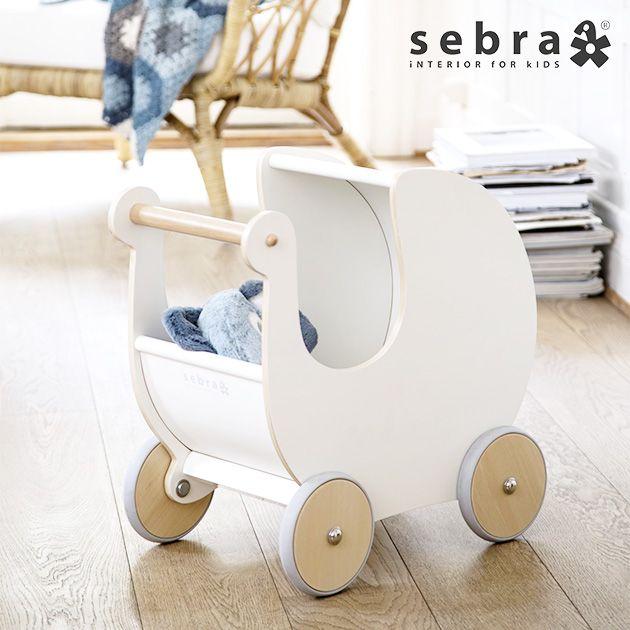 楽天市場 Sebra セバ ベビーカードール 3005302 おうち時間 ベビーカー 人形用 おもちゃ おままごと ごっこ遊び 木製 おしゃれ かわいい シンプル ギフト 送料無料 アイラブベビー ごっこ遊び おもちゃ ベビーカー