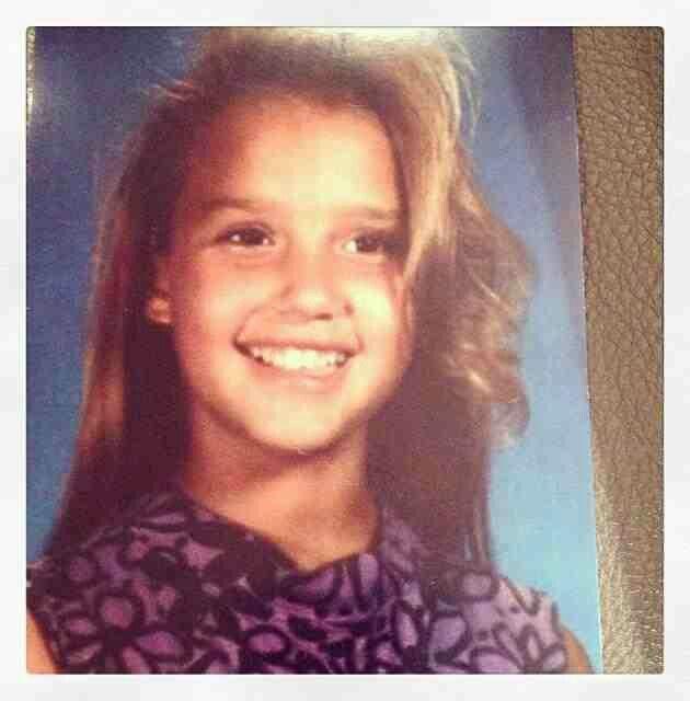 Jessica alba young