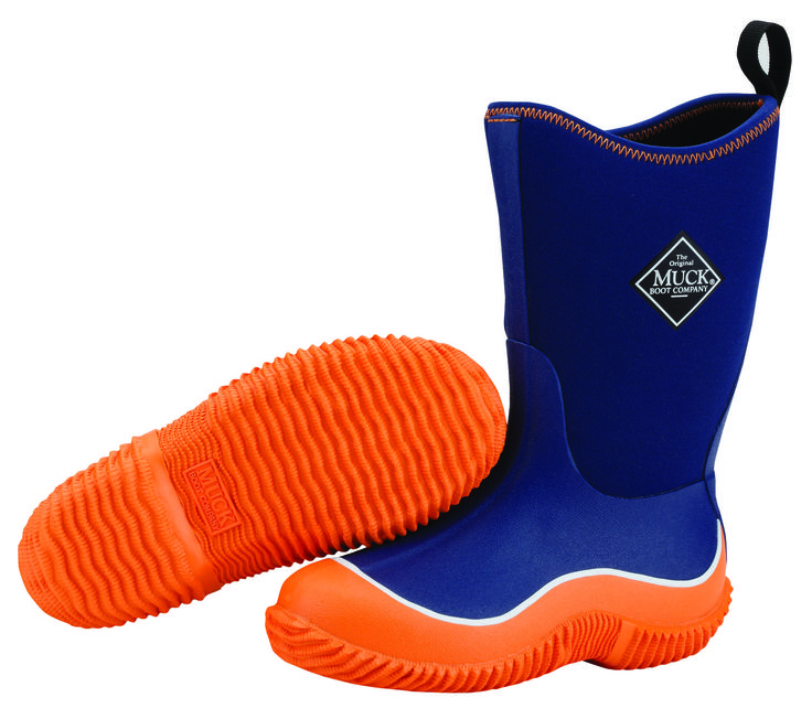 Kid's Hale Muck boot giveaway