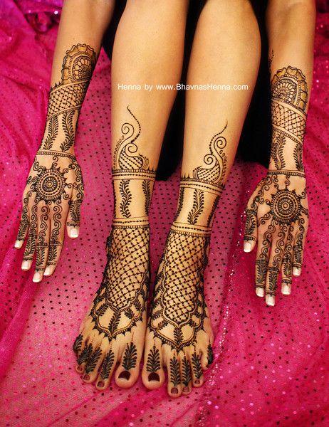 mehndi maharani finalist: Bhavnas Henna And Arts http://maharaniweddings.com/gallery/photo/13967