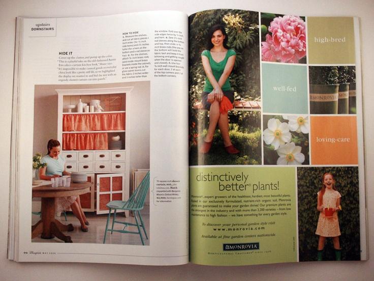 135 best blueprint magazine images on pinterest magazine layouts 2006 summer blueprint magazine a martha stewart living publication hide and chic malvernweather Gallery