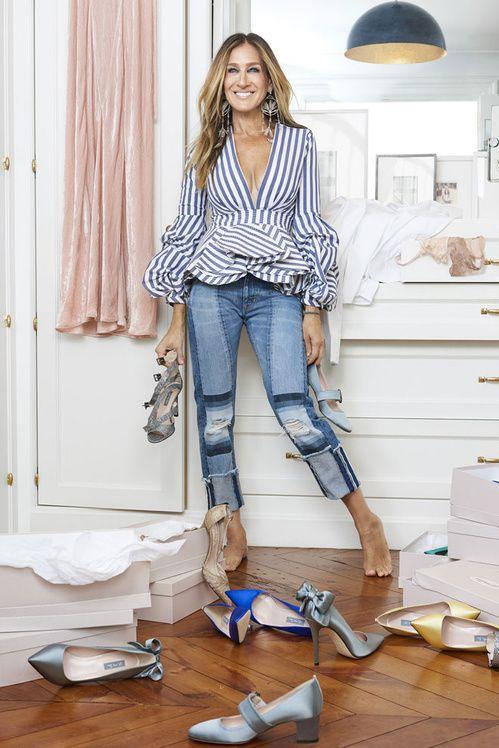 Sarah Jessica Parker x Net-à-porter