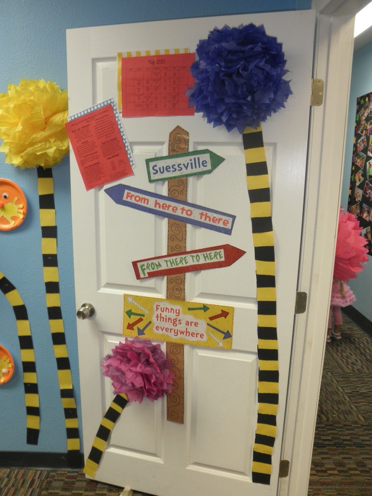 Classroom Decoration New Ideas ~ Images about dr seuss stuff on pinterest lorax