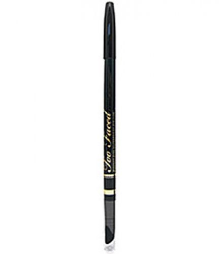 Too Faced Perfect Eyes Waterproof Eyeliner - Perfect Black for lining lower water line