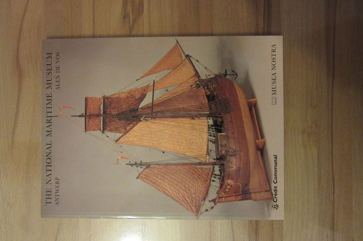 Katalog des National Maritime Museums, Antwerpen