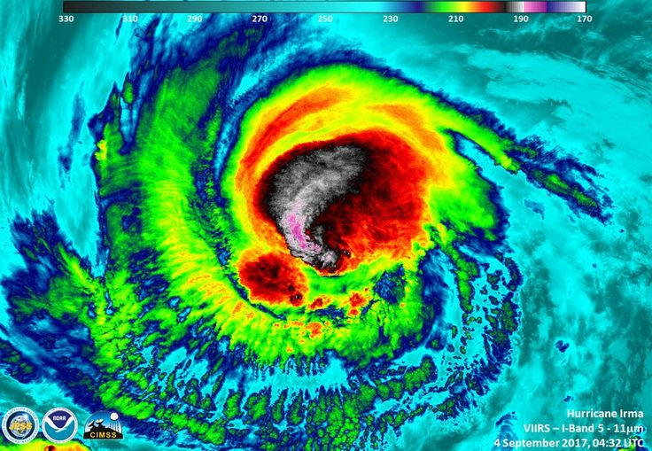 Hurricanes as intense as Category 5 Hurricane Irma are rare because they require all the right ingredients at the right place and time.