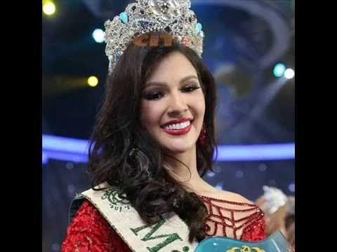 Miss Philippines Jamie Herrell is 2014 Miss Earth
