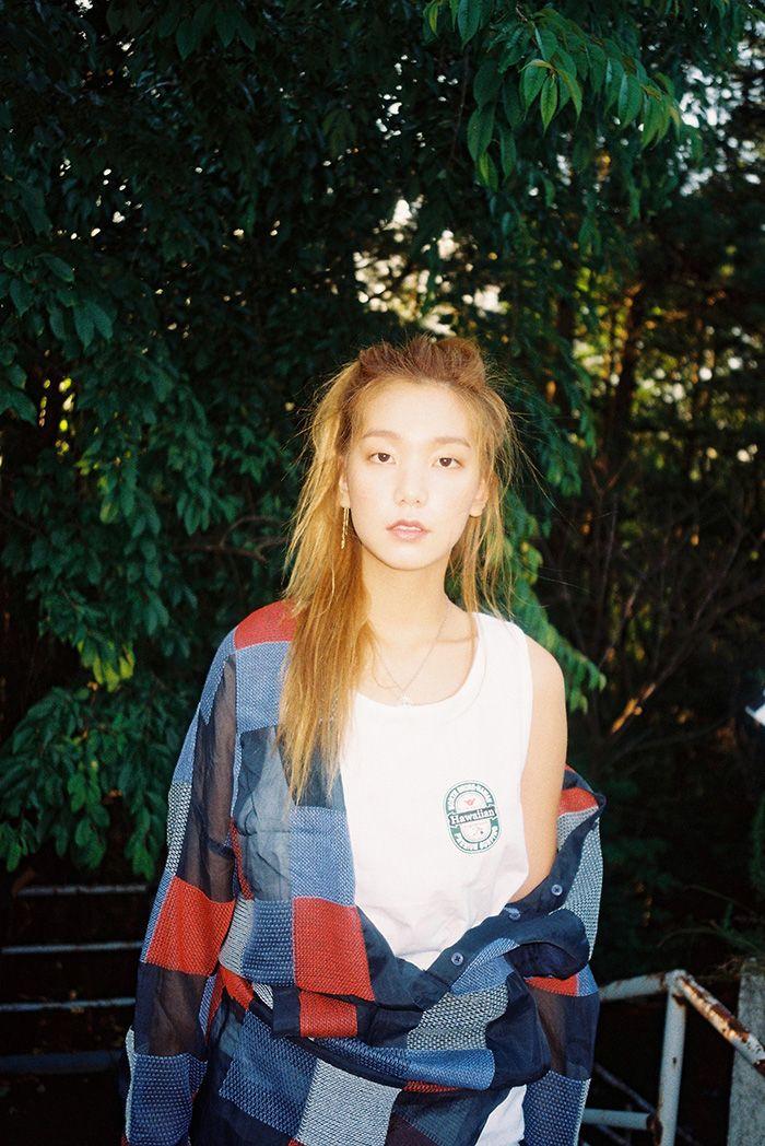 Voguegirl bcut - Lee Ho Jung