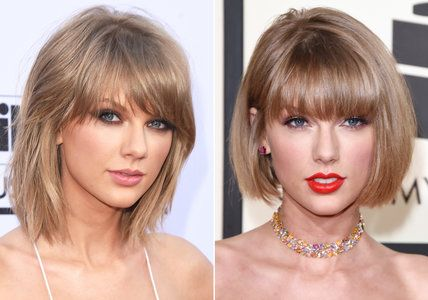 See the New Celebrity Hair Makeovers of 2016 - Taylor Swift - from InStyle.com