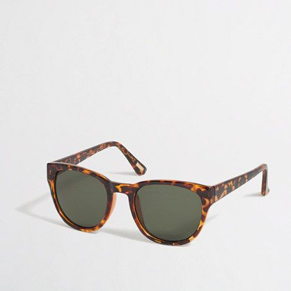 J.Crew Factory - Factory tortoise shell sunglasses
