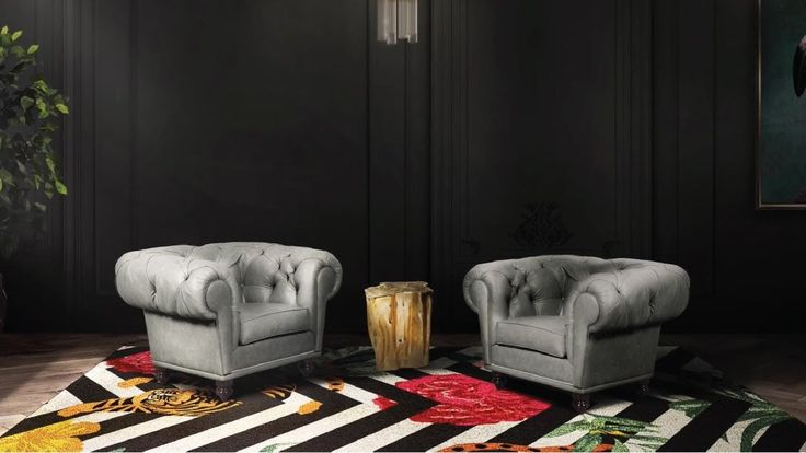 Inspiring 2018 living room trends from handcrafted luxury furniture pieces made in Portugal. Visit us at http://www.covethouse.eu   #covethouse #celebratedesign #celebratedesignwithfriends