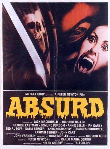 Absurd (1981, Italy)