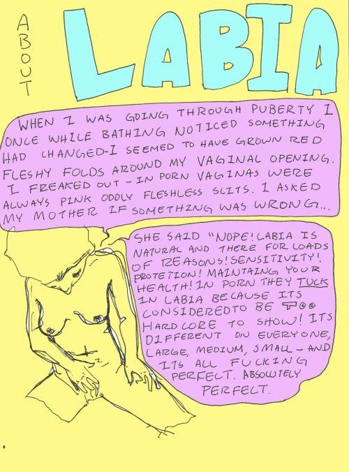 Labia Love