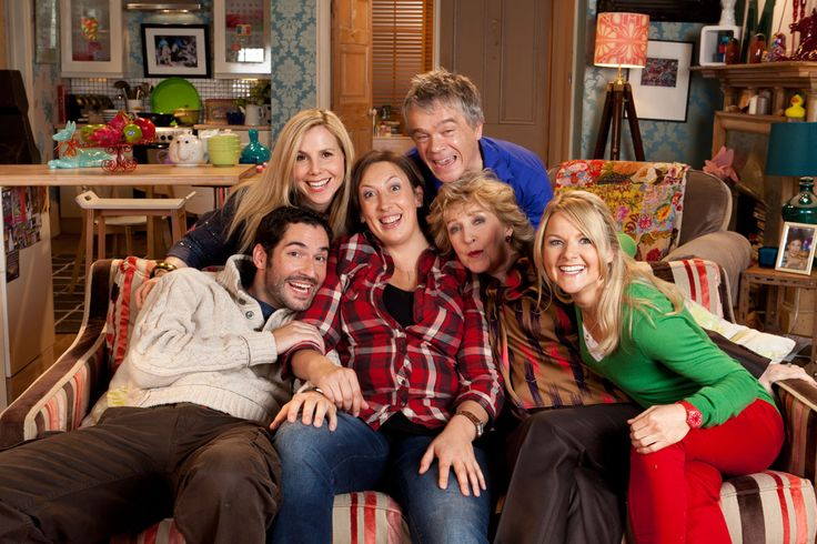 Miranda the series. Currently obsessed with this show.