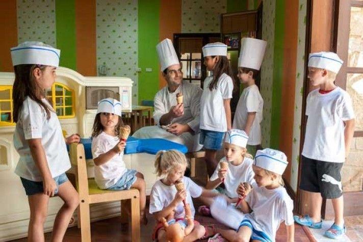 Angel's Kids Club at Elysium Paphos