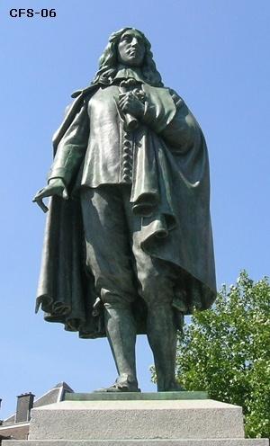 Standbeeld op de Plaats