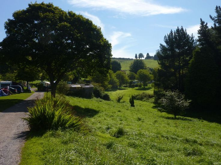 Batcombe vale campsite west country somerset large