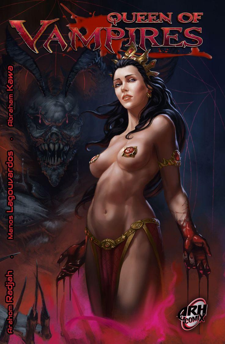 Queen of Vampires: Complete Saga