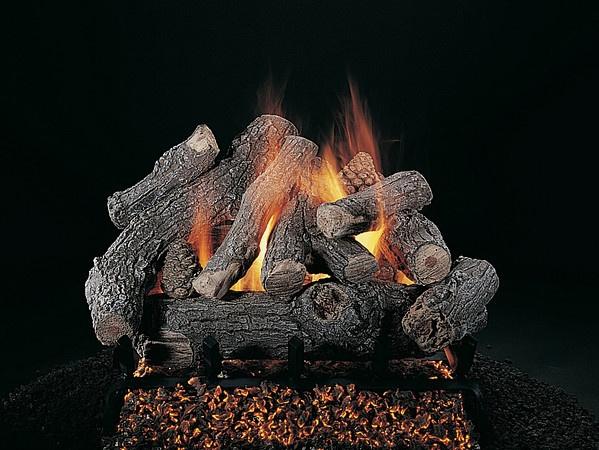 Rasmussen Bonfire Vented Logs