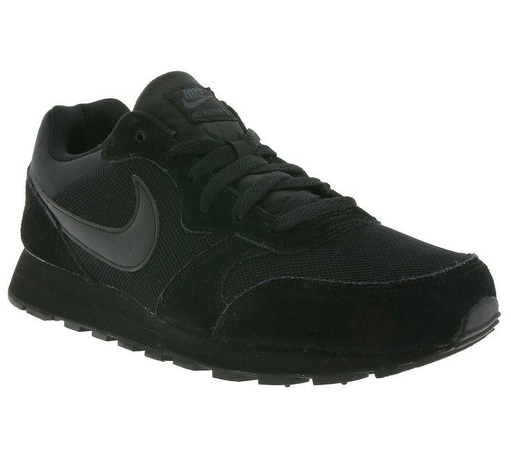 NIKE MD runner 2 shoes men's sneakers black 749794 002 Men discount shoes