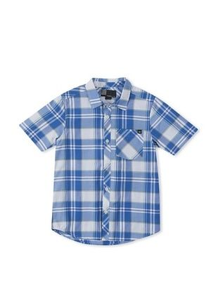 57% OFF O'Neill Boy's 8-20 Archie Button-Up (Royal)