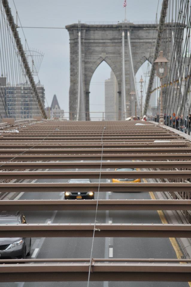 Brooklyn Bridge, New York USA