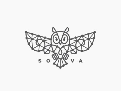Simple and beautiful.       Sova by Dmitry Stolz