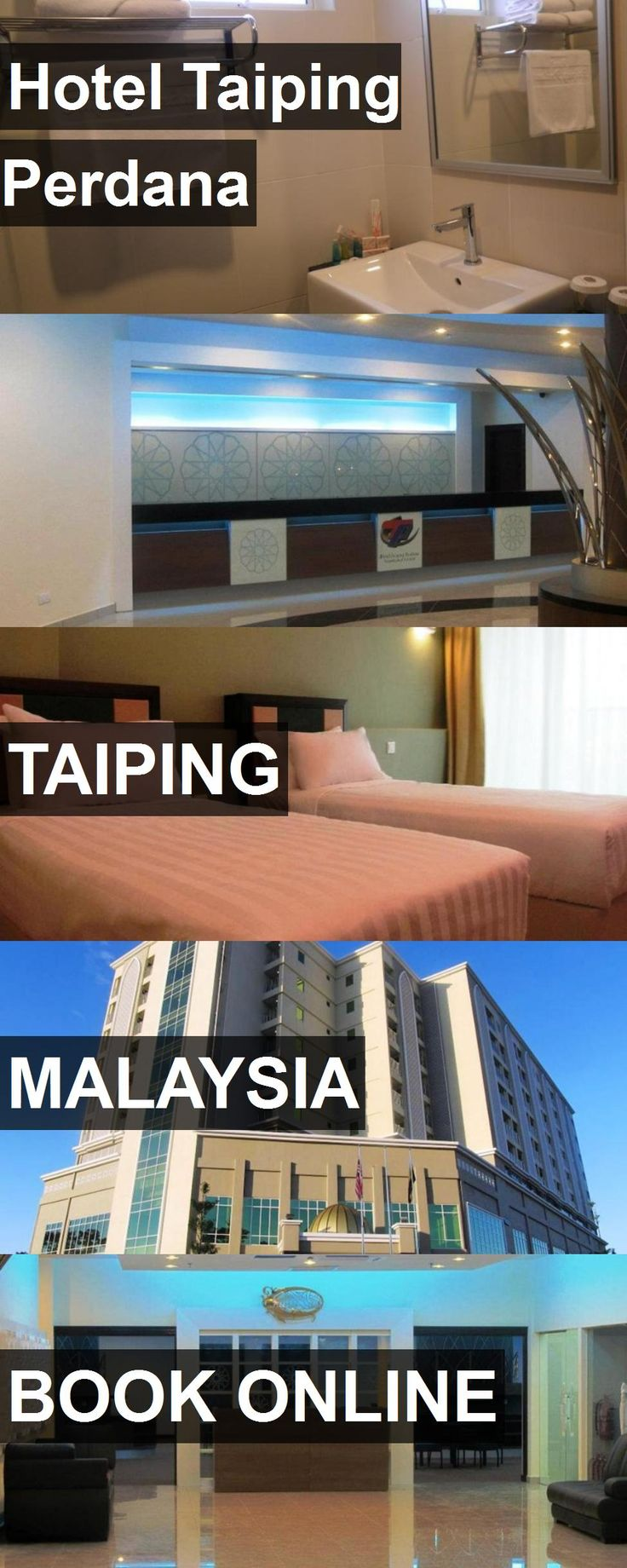 Hotel Taiping Perdana in Taiping, Malaysia. For more information, photos, reviews and best prices please follow the link. #Malaysia #Taiping #travel #vacation #hotel