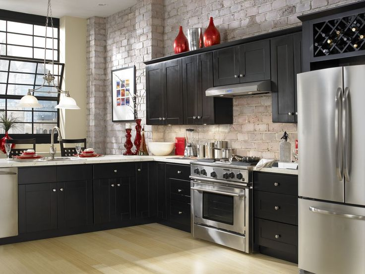New Water Resistant Kitchen Cabinets