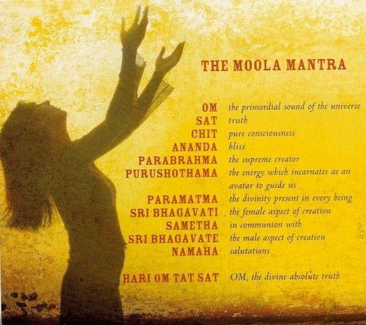 Yoga Matras: Moola Mantra Explained ...