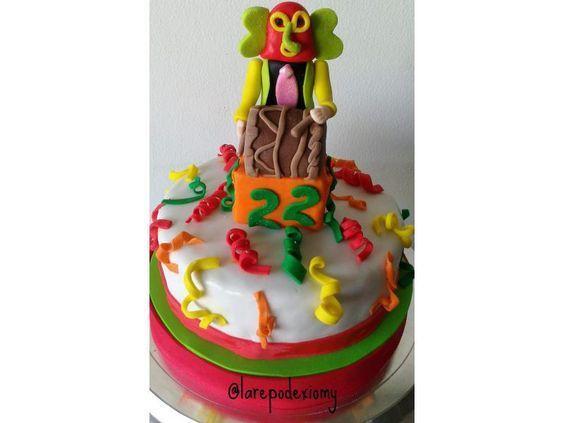 La Reposteria de Xiomy hace mas felices tus celebraciones. #tortascarnavaldebarranquilla @larepodexiomy